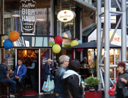 Freimarktsumzug im Kaffee BIERHAUS war ein Erlebnis