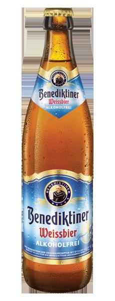 Benediktiner Weissbier -alkoholfrei-