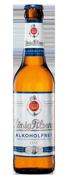 König Pilsener -alkoholfrei-